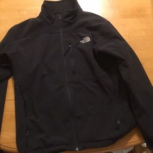Men's Black Northface Jacket